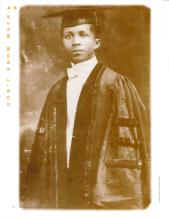 Medical School graduation in 1913