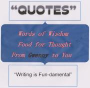 Quotes - WIF Style 001
