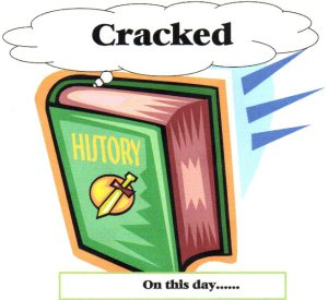 Cracked History