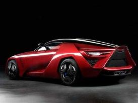 2031 Model Corvette