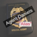 Agent Daniels-001