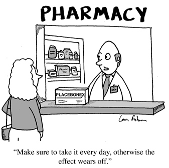 essay about placebo effect