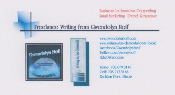 FreelanceBiz Card 001