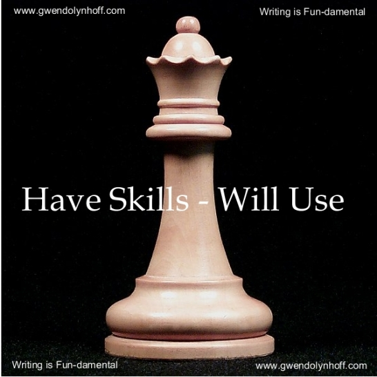 Have skills Will use-001