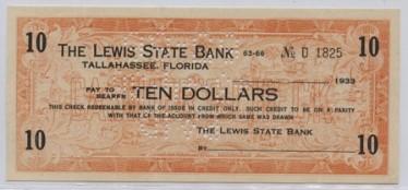 lewis state bank