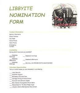 Libbyite #1