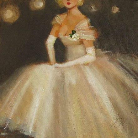Cotillion dress
