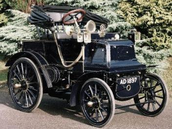 1897-Daimler Grafton Tourer
