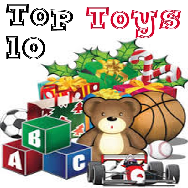 Top Ten Toys of All Time