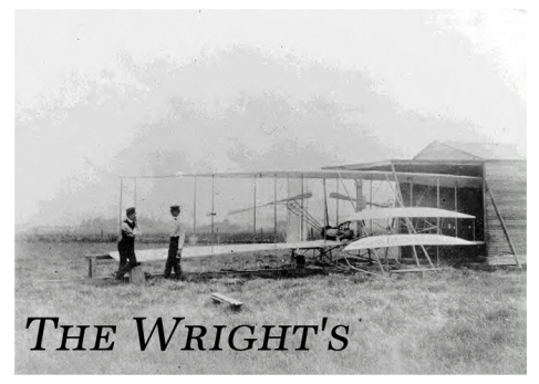 The Wright's-001