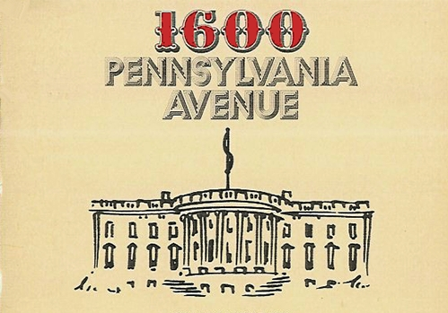 1600 Pennsylvania