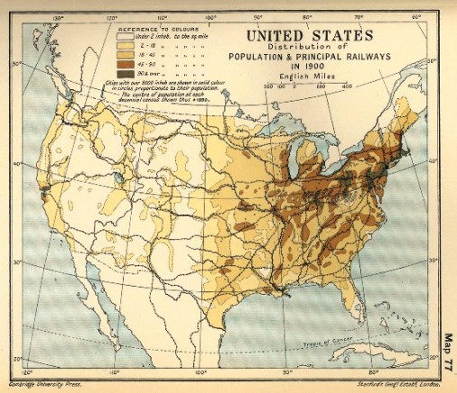 1900 population
