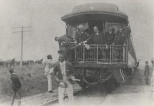 McKinley Train