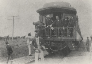 McKinley Train