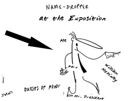 Name dropper-001