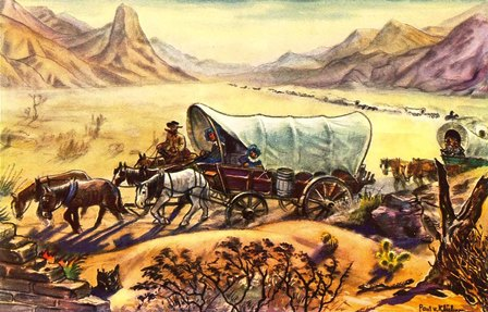 Covered Wagon Show (3)