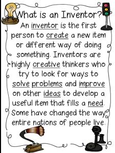 inventors poster