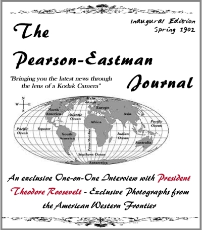 Pearson-Eastman Journal - Changing cover
