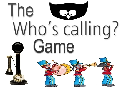 Who Calling Game-001