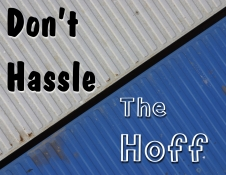 Don't hassle the Hoff-001