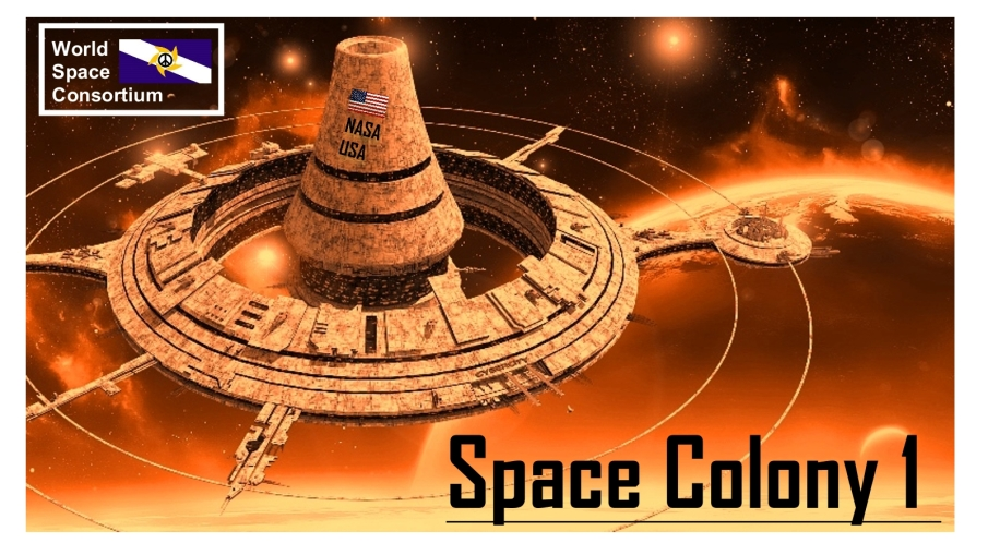 Space Colony 1-001