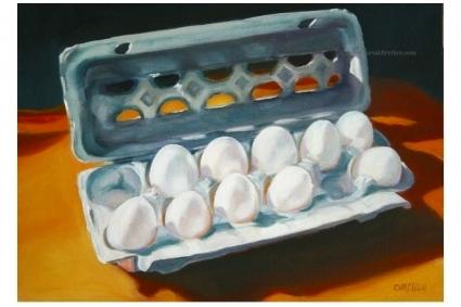 Two Eggs Short of a Dozen by Carol Chretien