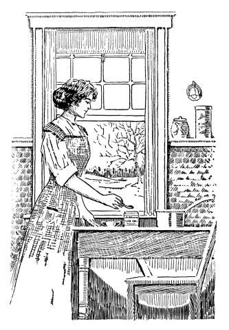 WomanCooking