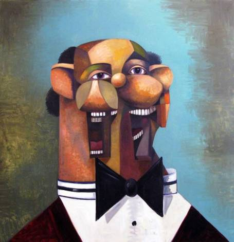 Happy Banker