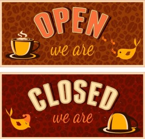 open-and-closed-signs