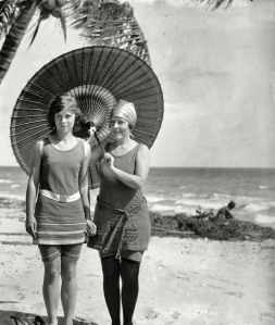 1923 Bathing Beauties