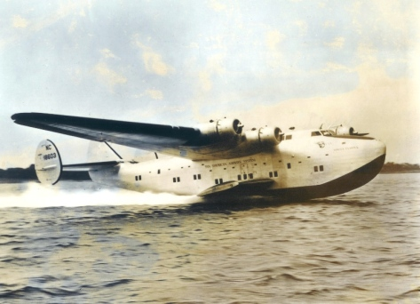 Pacific Clipper Take-off