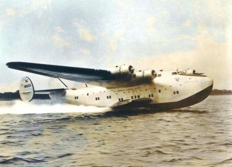Pacific Clipper Take-off