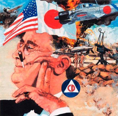 Pearl Harbor by Chuck Hamrick