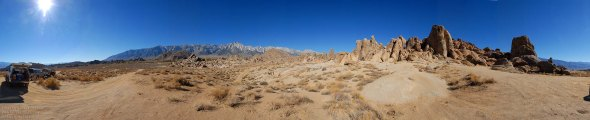 Alabama Hills pan l