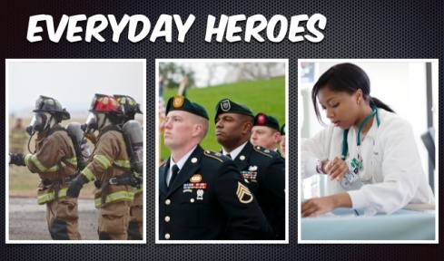 modern day heroes There are brave heroes doing incredible work every day so we decided to take a look at 5 modern-day heroes who deserve their own movies chris mintz : military heroes are often accustomed to saving lives on the battlefield, not in the classroom.
