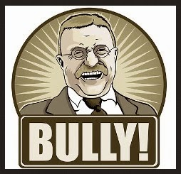 Image result for teddy roosevelt bully
