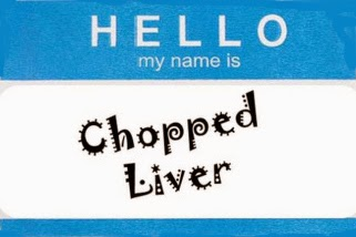 Image result for chopped liver