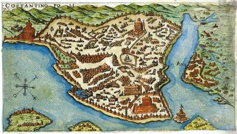 Constantinople by Gianomo Franco