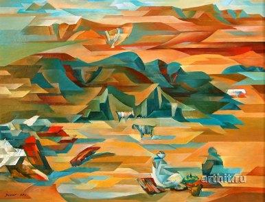 Mirage by Sabirov Zakir