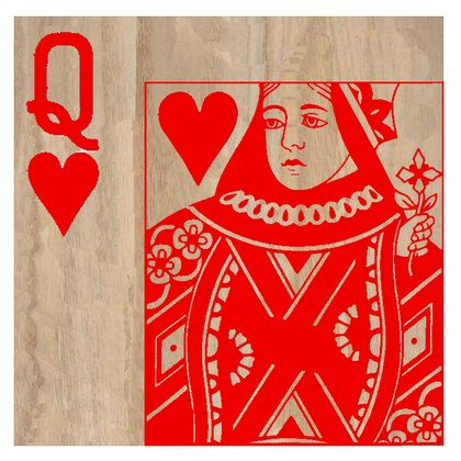 queen-of-hearts-carved-artwork