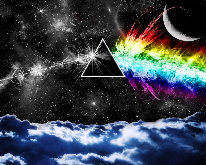 """""""Dark Side Of The Moon"""" Pink Floyd"""